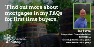 first time buyers FAQ