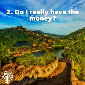 Retirement Gap Year Money