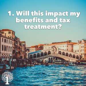 Retirement Gap Year Tax benefits