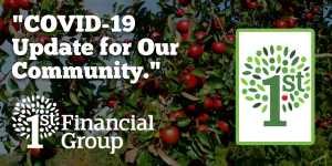 COVD-19 & 1st Financial Group